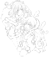 御坂美琴&インデックス(クリスマス)