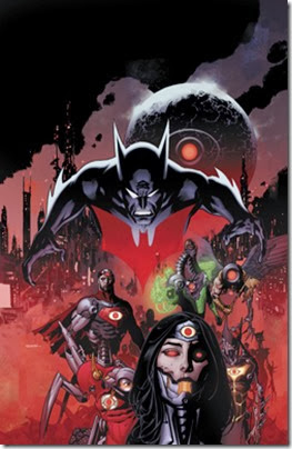 DC New 52 Futures End