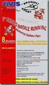 2013.12.08 Babbo Natale Running