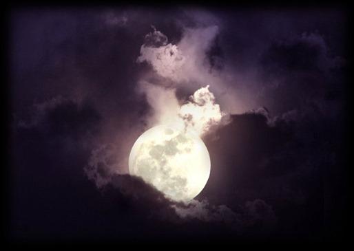 luna vieja