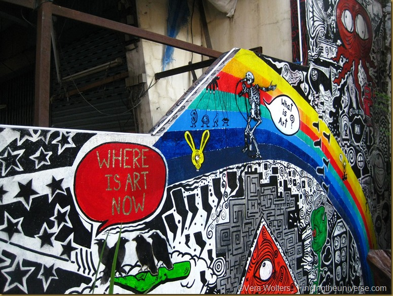 Street Art Korat