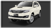 Fortuner SUV terbaik Silky Gold Mica Metallic