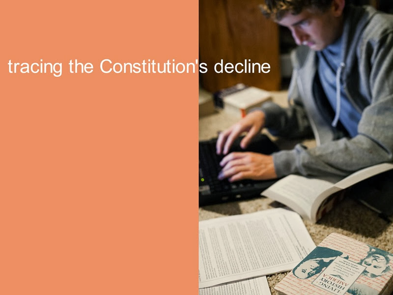 tracing constitution
