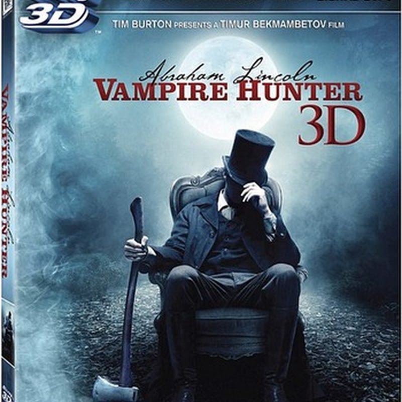 Abraham Lincoln: Vampire Hunter (2012) Blu-Ray HD 720p