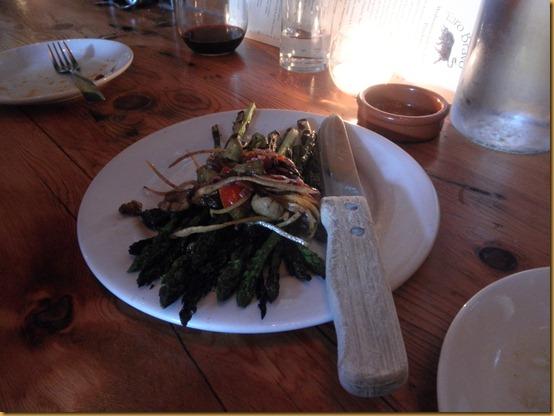 Toro Bravo asparagus
