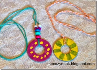 Necklaces 2 - The Cozy Nook