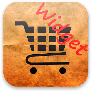 Список покупок Виджет