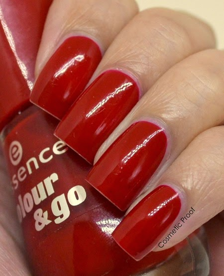Essence Fame Fatal Nail Polish Swatch