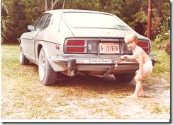 Brian, Datson 1975