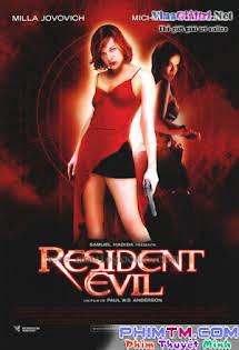Xác Chết Hồi Sinh - Resident Evil
