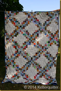 Quilt135-Irish Chain