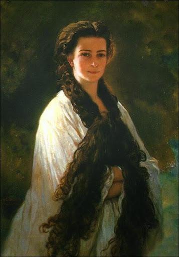 Елизавета баварской сиси конец 19 века
