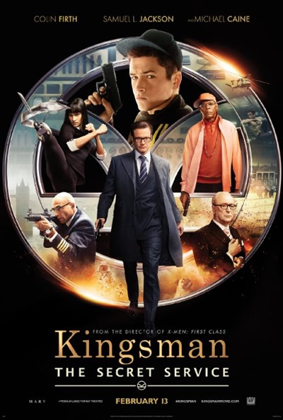 Film - Kingsman - The Secxret Service