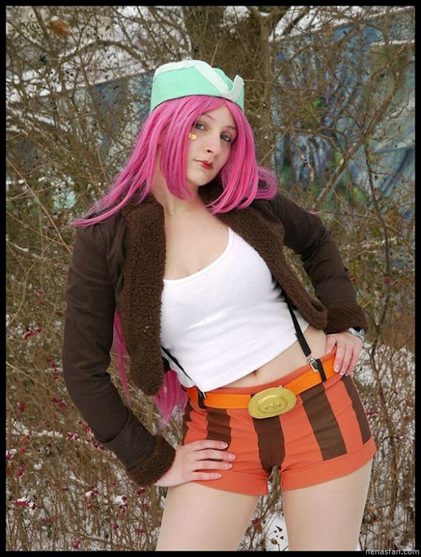 One_Piece_Bonney_Cosplay_by_CherubJibril