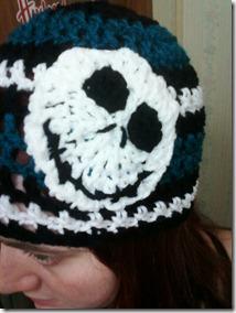 Blue Jack Hat 1
