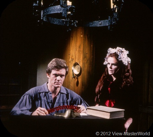 View-Master Dark Shadows (B503), Scene 10