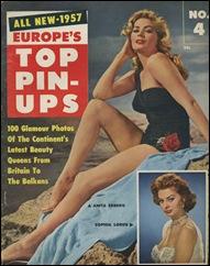 Anita Ekberg #138 - Mag. Cover
