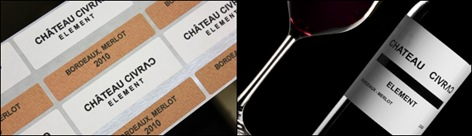 chateau-civrac-printed-wine-labels