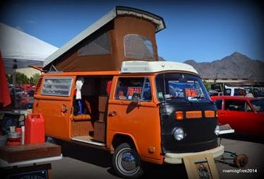 Hippie Van!