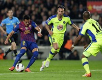 Getafe vs Barcelona