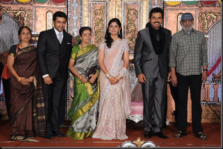 karthi ranjini wedding reception7