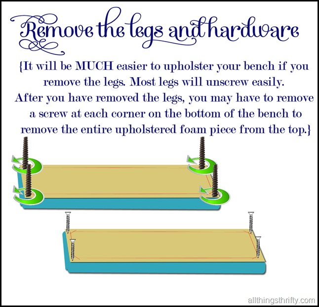 How to upholster a bench copy2