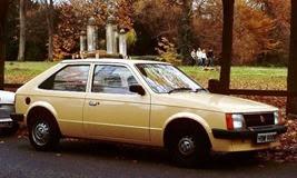 Vauxhall 1979 Astra