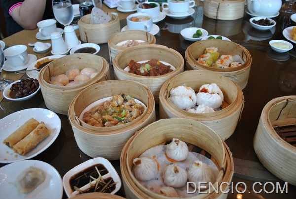 Xin Tian Di Restaurant Dim Sum Buffet unlimited 45