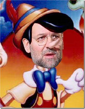 Rajoy Mentiroso rajoy cosasdivertidas