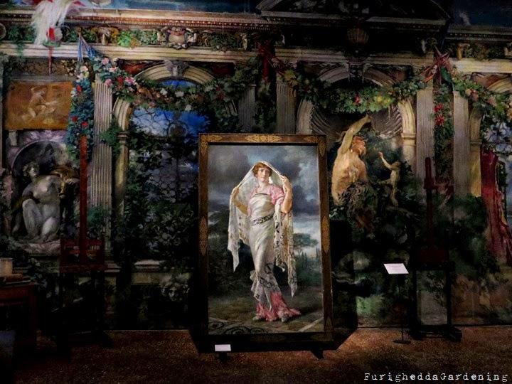 studio di Mariano Fortuny a Venezia