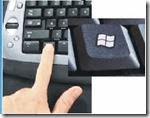 Windows 8 Windows key