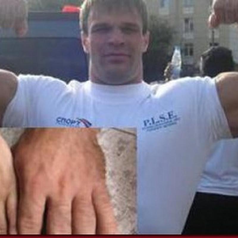 Ditemukan Raksasa Hulk Di Rusia
