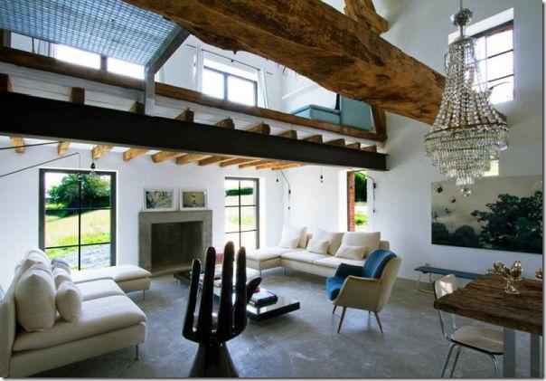 case e interni - Borgogna - rustico - moderno (5)