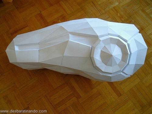 armadura metroid samus papercraft papel desbaratinando  (11)