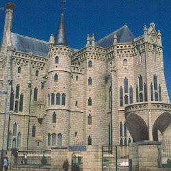 11.- Gaudí. Palacio Episcopal de Astorga