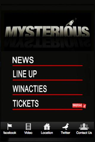 Mysterious Event