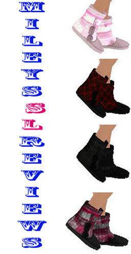 poptart boots
