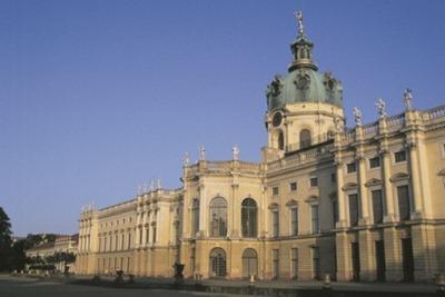 قصر شارلوتنبرغ في ألمانيا