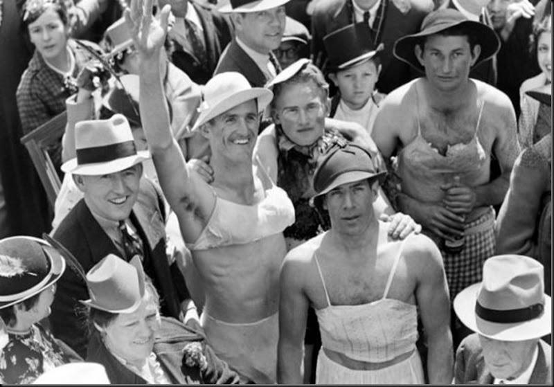 Mardi Gras 1930s