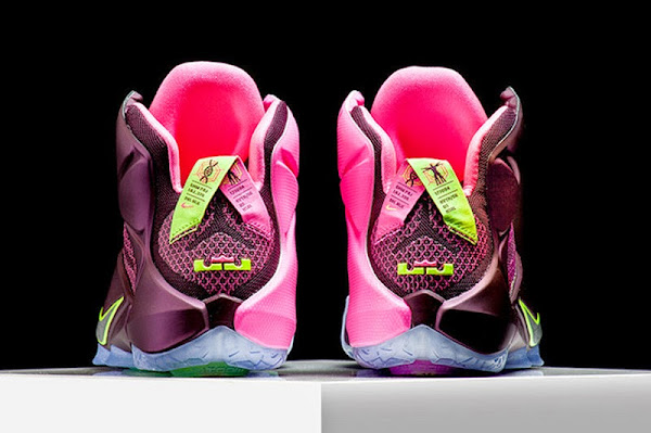 Release Reminder Nike LeBron XII 8220Double Helix8221