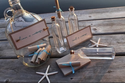 message-bottle-guestbook