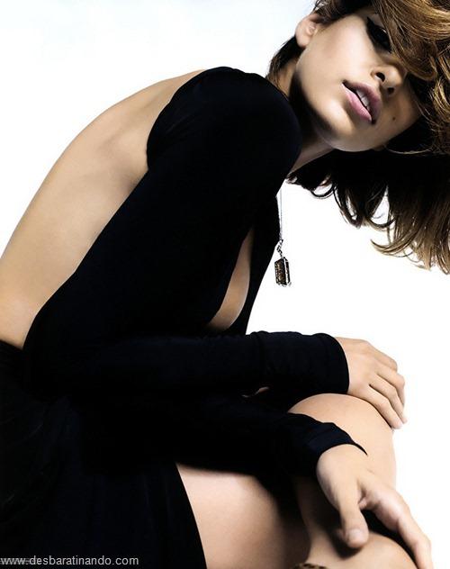 eva mendes linda sensual sexy sedutora photoshoot desbaratinando  (104)