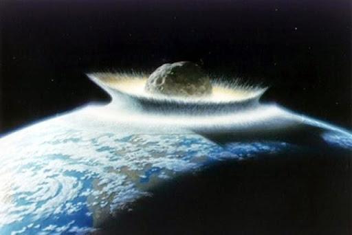 El asteroide que acabó con los dinosaurios