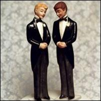 casamento gay bolo