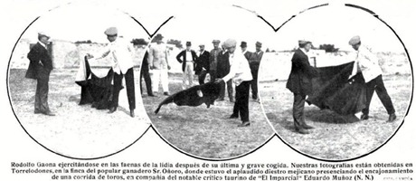 1912-07-03 (Mundo Grafico) Gaona campo frente por detras