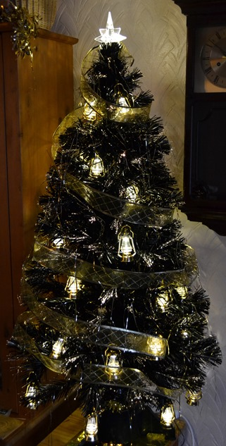Christmas tree - Led and Fibre optics