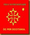 Bandièra occitana 2 Scotland