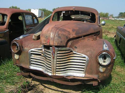 """Picasa Web Albums - VintageOzarks """"pr... - Old Car Grills"""
