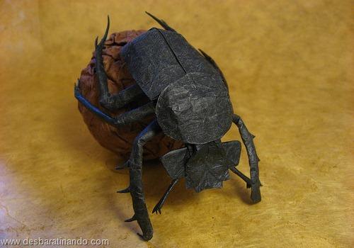animais de papel origami desbaratinando  (17)