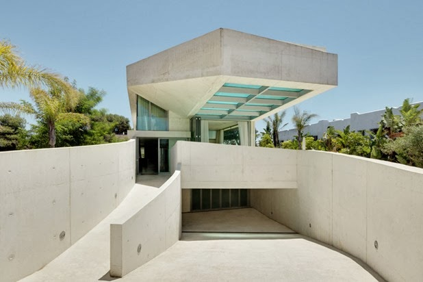 jellyfish house by wiel arets architects 2